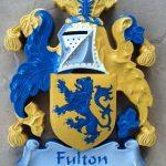 Fulton COA painted